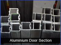 Aluminium Section Dealer, Aluminium Fabricator in Ahmedabad